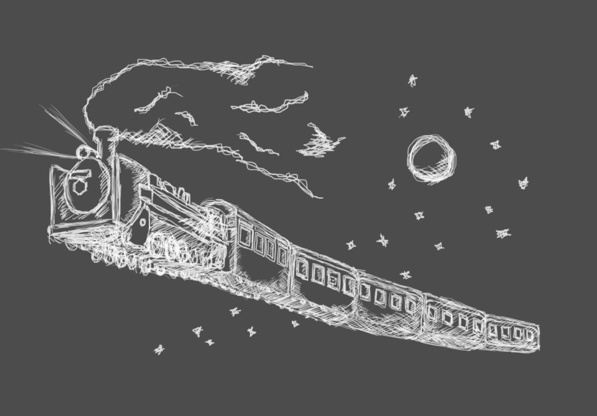 【公演終了】サンドアート&パフォーマンス演劇 「銀河鉄道ノヨル」【公演日8月24日(土)25(日)】